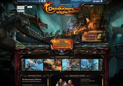 Drakensang Online Screenshot 0