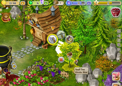Dreamfields Screenshot 2