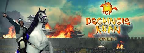 Dschingis Khan Online teaser