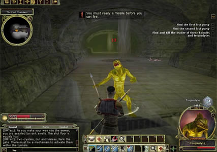 Dungeons and Dragons Online Screenshot 2