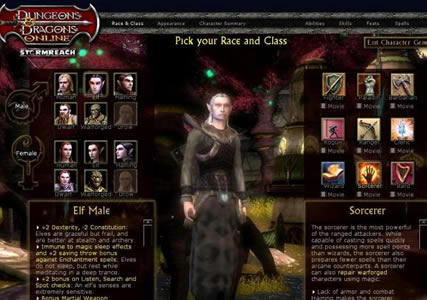 Dungeons and Dragons Online Screenshot 3
