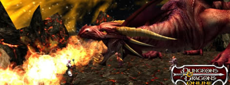 Dungeons and Dragons Online teaser