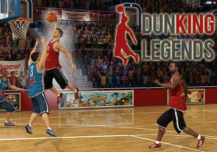 Dunking Legends Screenshot 0