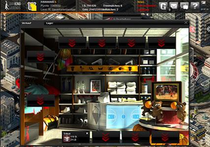 Dunking Legends Screenshot 3