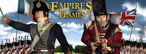 Empires in Flames teaser