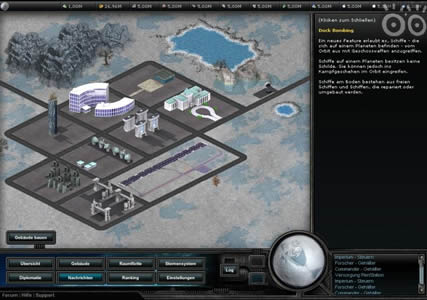 Empire Universe 2 Screenshot 1