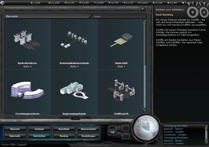 Empire Universe 2 Screenshot 2