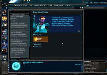 Empire Universe 3 Screenshot 2