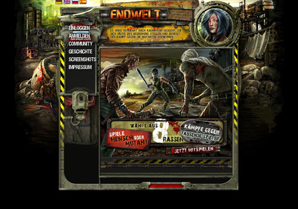 Endwelt Screenshot 0