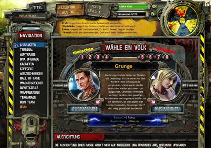 Endwelt Screenshot 2