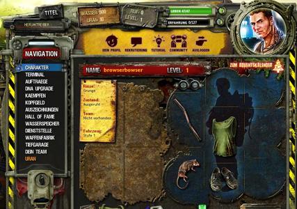 Endwelt Screenshot 3