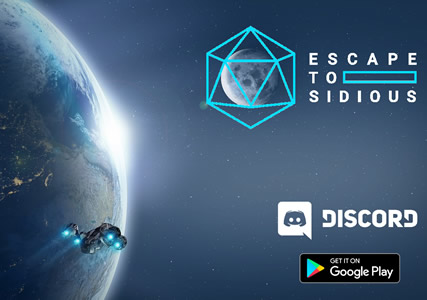 Escape to Sidious Screenshot 0