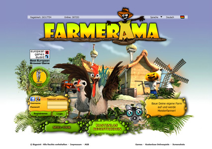 Farmerama Screenshot 0