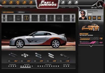 Fast and Furious Screenshot 1