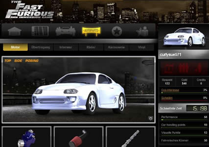 Fast and Furious Screenshot 2