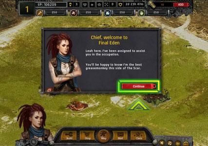Final Eden Screenshot 1