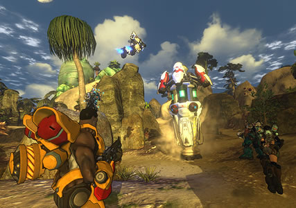 FireFall Screenshot 3