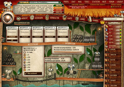 Flohwars Screenshot 1