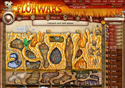 Flohwars Screenshot 2