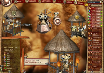 Flohwars Screenshot 3