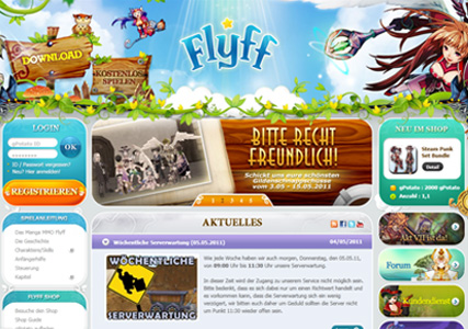 Flyff Screenshot 0