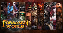 Forsaken World thumb
