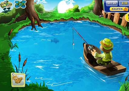 Free Aqua Zoo Screenshot 2