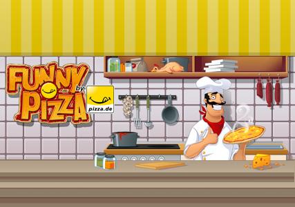 Funny Pizza Screenshot 0