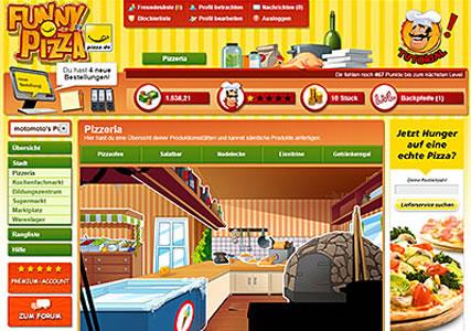 Funny Pizza Screenshot 1