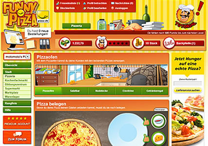 Funny Pizza Screenshot 2