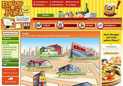 Funny Pizza Screenshot 3
