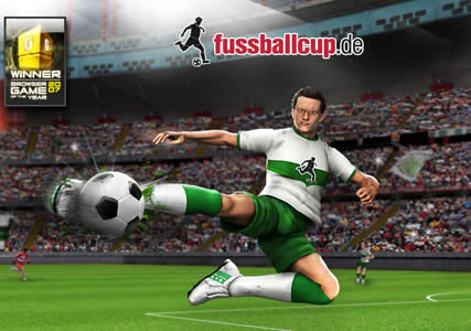 Fussballcup Screenshot 0