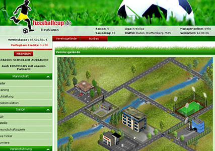 Fussballcup Screenshot 3