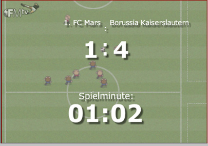 Fussballmanager Screenshot 1