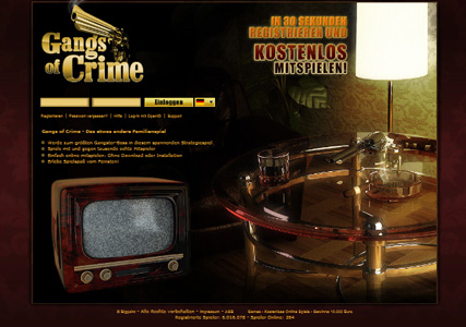 Gangs of Crime Screenshot 0