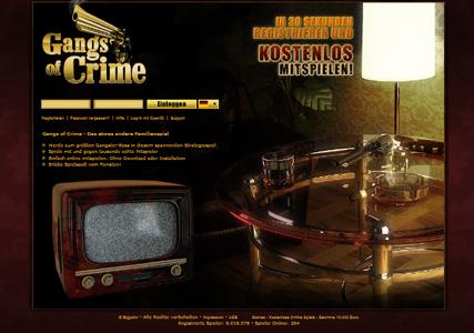 Gangs of Crime Screenshot 0