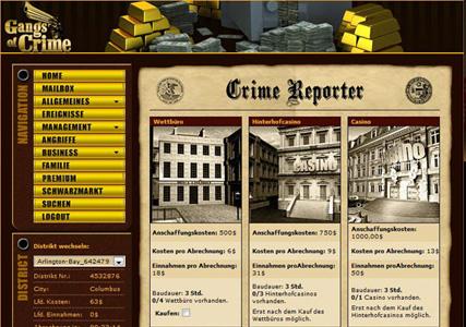 Gangs of Crime Screenshot 2