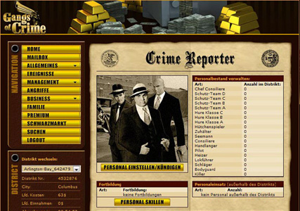 Gangs of Crime Screenshot 3