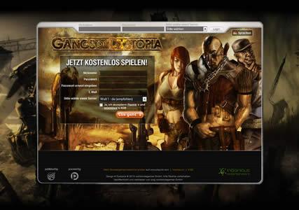Gangs of Dystopia Screenshot 0