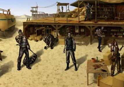 Gangs of Dystopia Screenshot 2