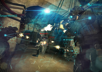Ghost Recon Online Screenshot 1