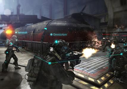 Ghost Recon Online Screenshot 2