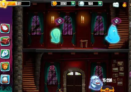 Ghosty Manor Screenshot 1