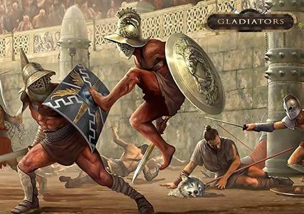 gladiator spielen