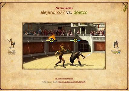 Gladiators Screenshot 2