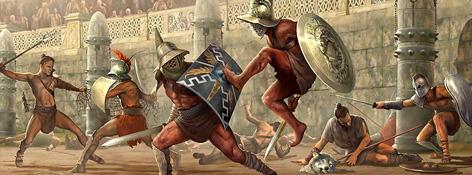 Gladiators teaser