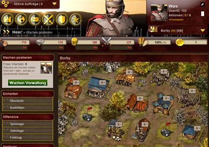 Gladius Bellum Screenshot 1