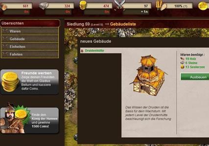 Gladius Bellum Screenshot 3