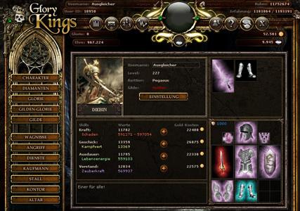 Glory Kings Screenshot 3