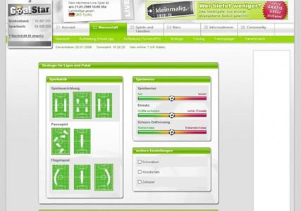 GoalStar Screenshot 1